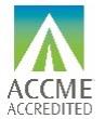 ACCME accreditation mark