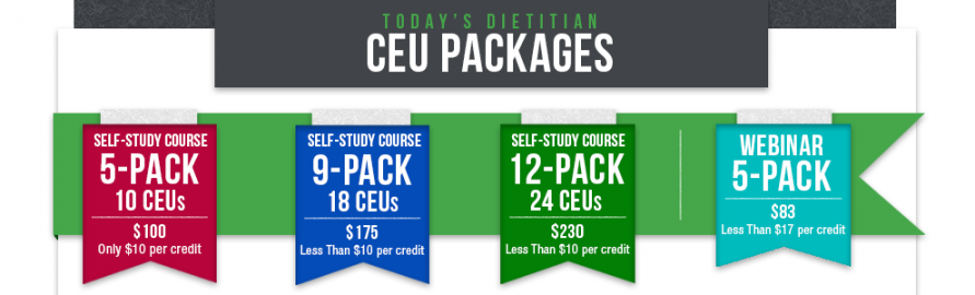Save with CEU Packages!