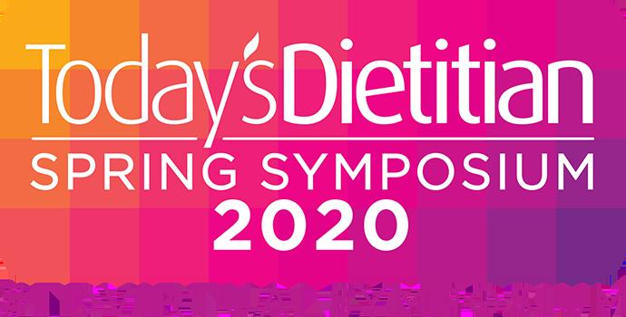 Today's Dietitian Spring Symposium